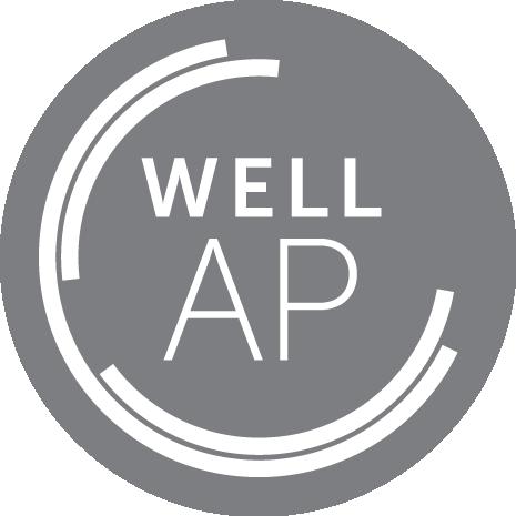 WELL AP logo